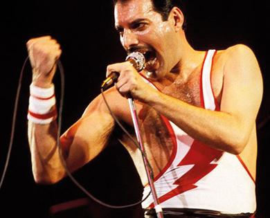 Freddie Mercury Efsanesi