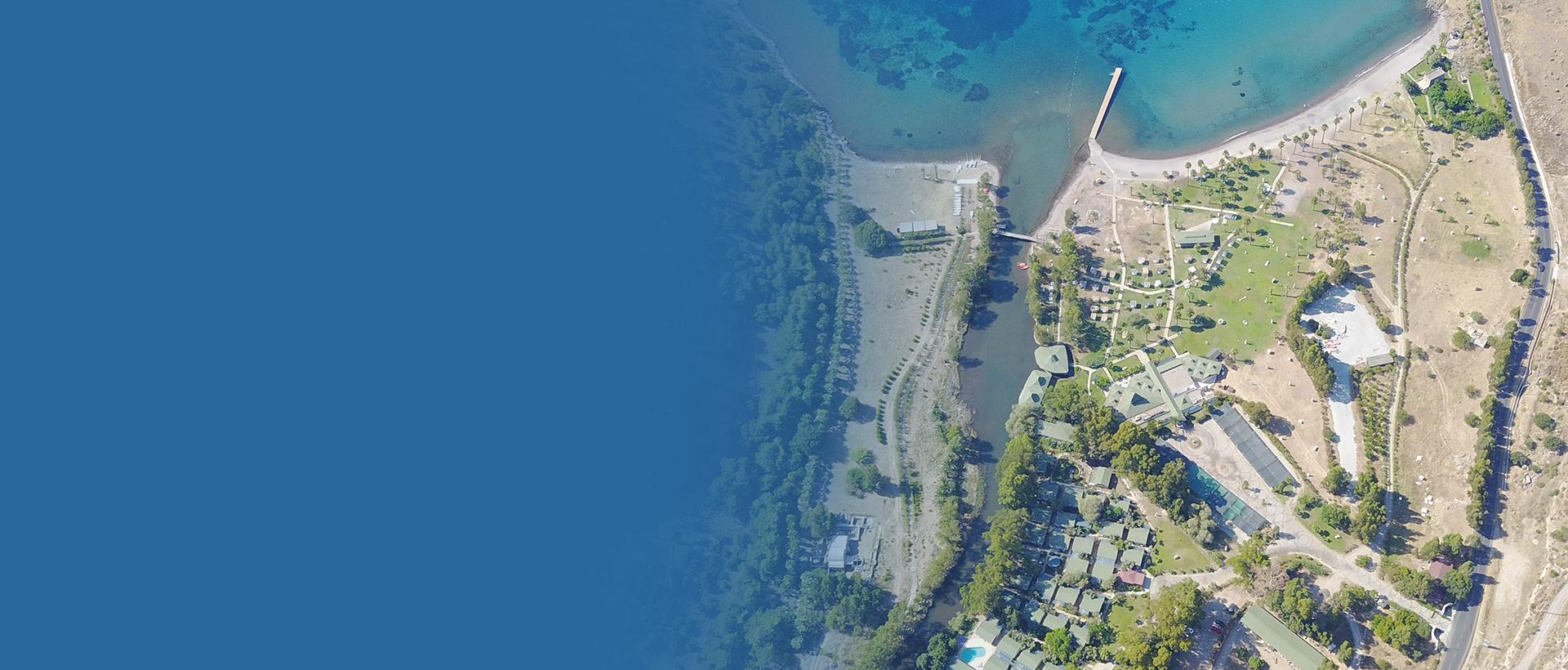 Bodrum'da Bir Cennet Liman: Anthaven Aspat