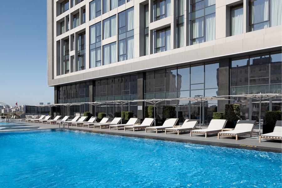 Blu Hotel, Istanbul Asia <br>  HEM ŞEHİRDE <br> HEM TATİLDE