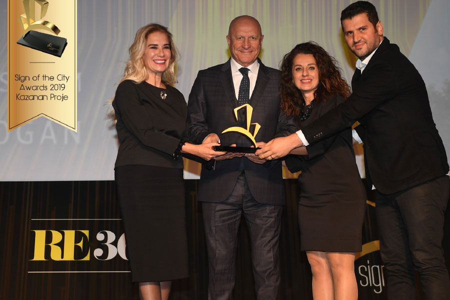Sign of The City Awards 2019  <br> ANTWELL, YILIN EN İYİSİ SEÇİLDİ!