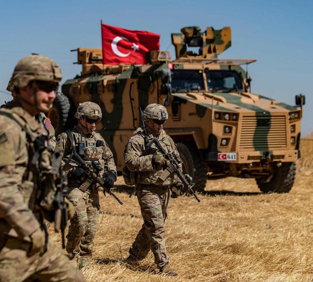Barış Pınarı Harekâtıyla Suriye'de güvenli bölge oluşturulup iki milyon mülteciyi yerleştirmek planlandığı açıklandı.